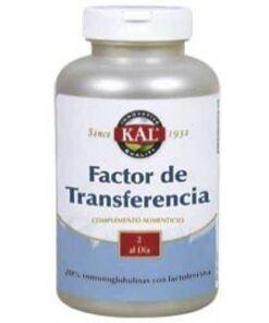 Factor de transferencia solaray