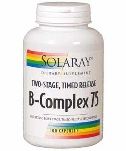 B-complex 75 solaray