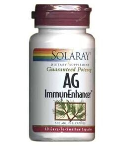 Ag immunenhancer solaray