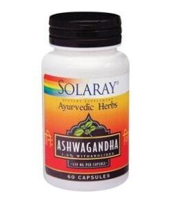 Ashwagandha solaray