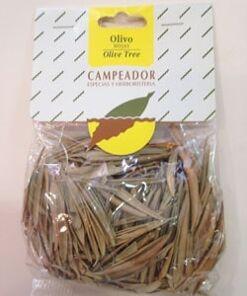Olivo hojas 40 gr campeador