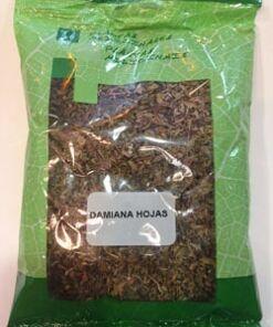 Damiana hojas 50 gr plameca