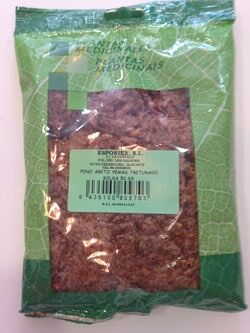 Pino abeto yemas trit. 50 gr plameca