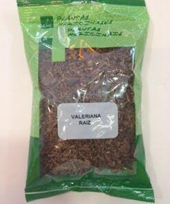 Valeriana raiz 100 gr plameca