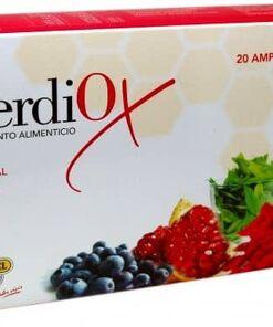 Herdiox 20 ampollas Herdibel