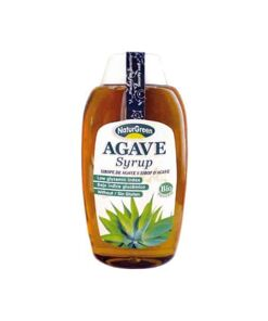 Sirope de agave 500 ml naturgreen