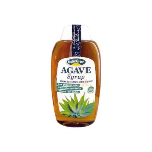 Sirope de agave 500 ml naturgreen