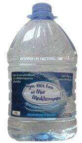 comprar agua de mar pura