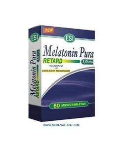 comprar melatonina pura retard esi