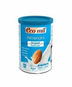 comprar leche de almendra en polvo ecomil almendra calcio
