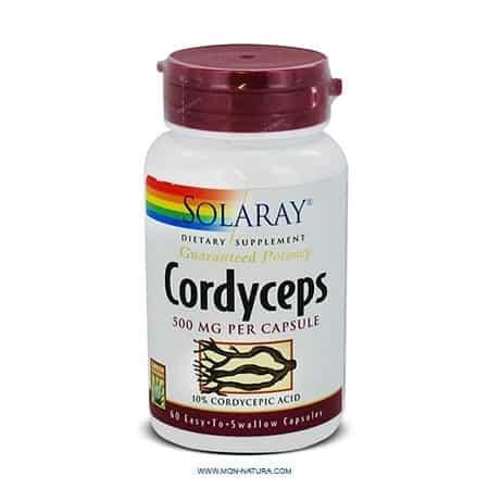 cordyceps solaray comprar