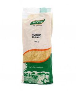 cuscus blanco 500 gr biocop