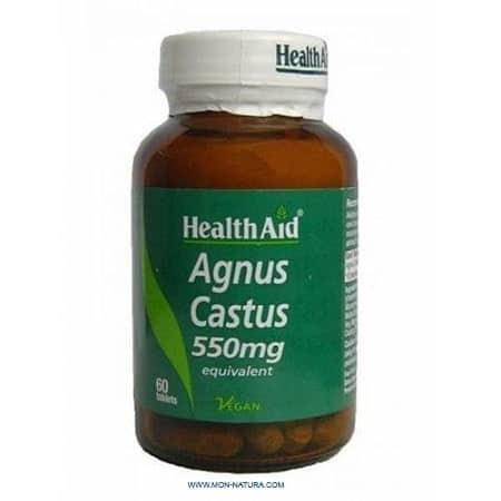 agnus castus, sauzgatillo
