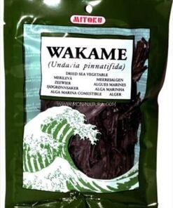 comprar alga wakame mitoku