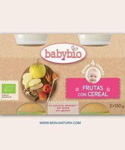 potito manzana albaricoque babybio