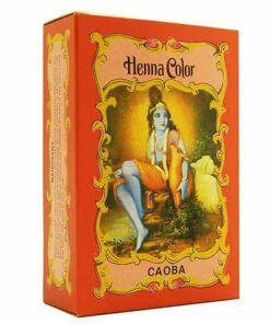 Henna Color Caoba Polvo