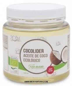 aceite de coco puro eco cocolider