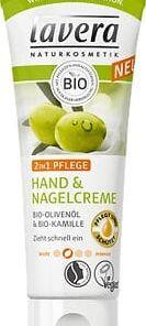 Crema de manos y uñas 2 en 1 Lavera