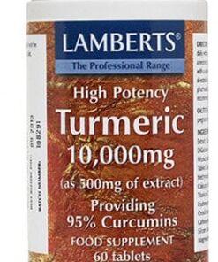 Comprar Cúrcuma Lamberts pastillas