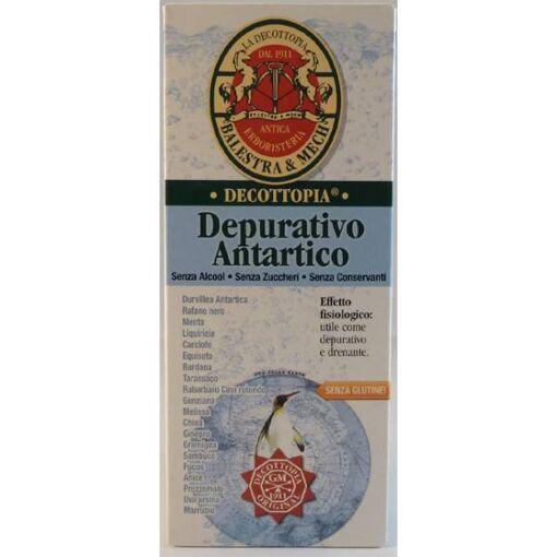 Depurativo Antartico Decottopia