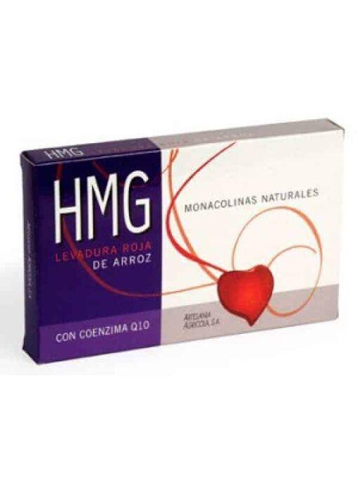 HMG Levadura Roja de Arroz Artesania Agricola