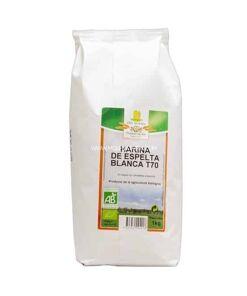 comprar harina de espelta blanca ecologica