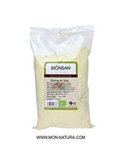 harina de soja bio bionsan