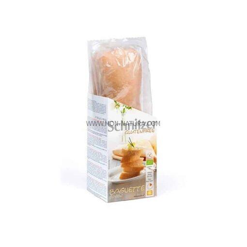 comprar baguette clasico sin gluten BIO Schnitzer