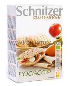 comprar Focaccia de maiz 2x110gr. BIO Schnitzer