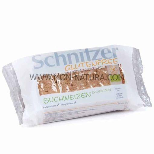 comprar pan de trigo sarraceno sin gluten bio Schnitzer