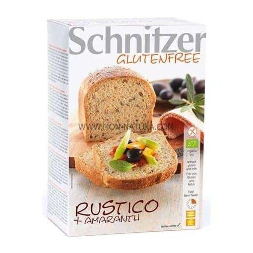 comprar pan rustico sin gluten bio Schnitzer