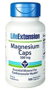 Magnesium Caps Life Extension