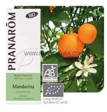 comprar aceite esencial de mandarina pranarom