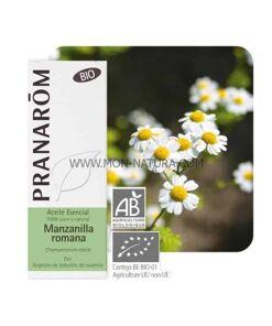 aceite esencial de manzanilla romana flor pranarom
