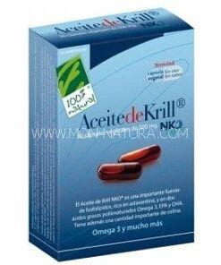 comprar aceite de krill barato cienporciennatural