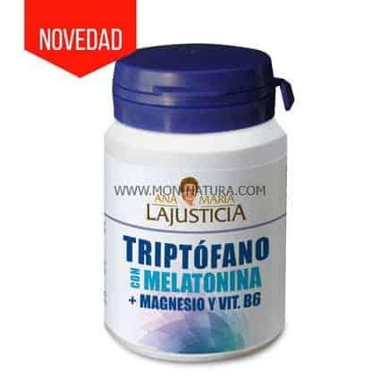 comprar triptofano con melatonina ana maria lajusticia