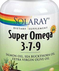 comprar super omega 3-7-9 solaray