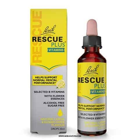 comprar rescue remedy plus gotas