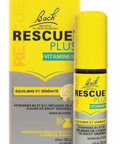comprar rescue remedy plus spray
