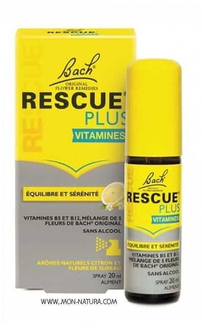 comprar rescue remedy plus spray