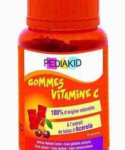 vitamina C gominolas pediakid