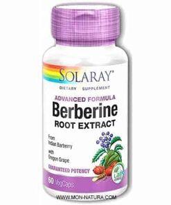 comprar berberina solaray