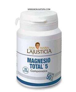 magnesio total 5 sales ana maria lajusticia